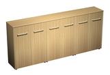 Офисная мебель Шкаф для документов закрытый средний(стенка из 3 шкафов) за 59048.0 руб