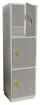 Сейфы и металлические шкафы Шкаф КБ033 за 8 930 руб