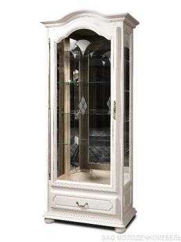 """Буфеты и витрины Шкаф с витриной """"Давиль"""" ММ-126-54 за 31 900 руб"""