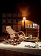 """Кресло-качалка """"Де Голль"""" за 19000.0 руб"""