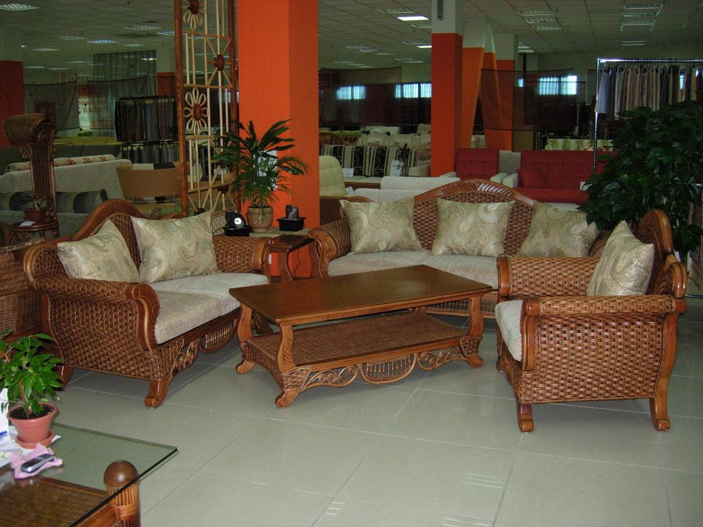 Плетеная Мебель Для Гостиной Москва