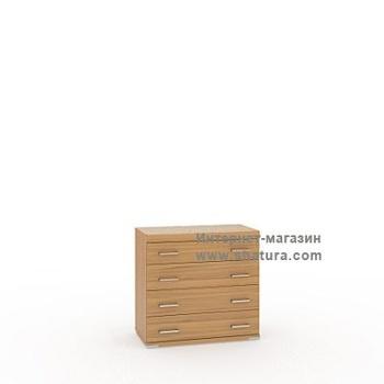 Комоды INTEGRO вишня за 6 980 руб