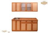 Мебель для кухни Кухня Рамка 1800 за 19260.0 руб