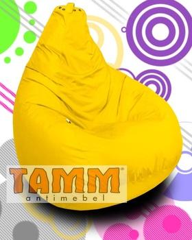 """Бескаркасная мебель BeanBag """"Yellow"""" за 2 799 руб"""