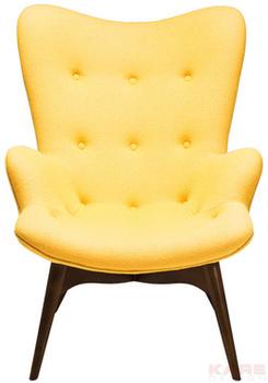 Кресла Кресло Angels Wings, желтое за 44 300 руб