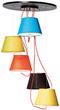 Светильник подвесной Potpourrie, 5 плафонов за 7900.0 руб