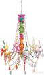 Светильник подвесной Starlight Rainbow, 6 плафонов за 6500.0 руб