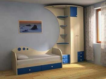Комплект мебели Детская за 10 000 руб