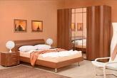 Спальня модульная ДОЛЬЧЕ НОТТЕ за 10990.0 руб