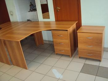 Мебель для персонала Тумба под принтер за 2 100 руб