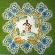 Декоративные изделия Салфетка пасхальная за 200.0 руб