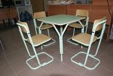 Детская мебель Детский регулируемый стол(1-3гр.роста) за 978.0 руб