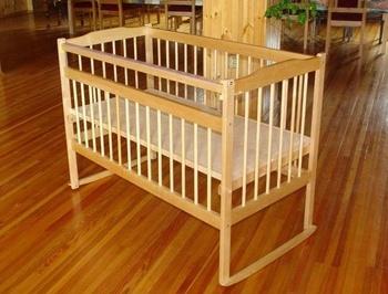 Кроватки для новорожденных Кровать-качалка за 2 000 руб