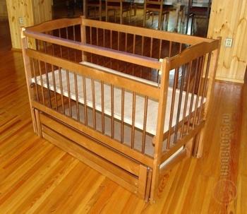 Кроватки для новорожденных Кровать детская за 3 400 руб
