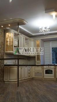 Кухонные гарнитуры Ника массив ясеня (Арт 053) за 29 000 руб