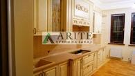 Мебель для кухни Кухня МДФ в золой патине . Арт. 59 за 21000.0 руб
