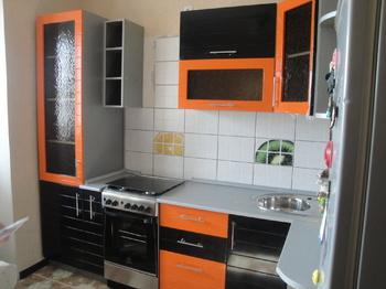Кухонные гарнитуры Кухонный гарнитур по индивидуальному проекту за 21 000 руб