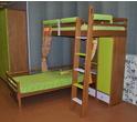 Комплект мебели Комплект мебели для двоих детей за 59940.0 руб