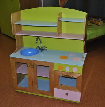 Корпусная мебель Кухня игровая за 14 150 руб