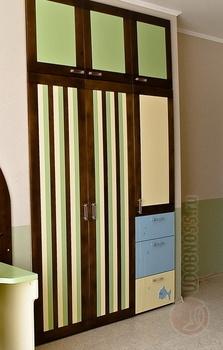 Корпусная мебель Шкаф морской встроенный за 60 320 руб