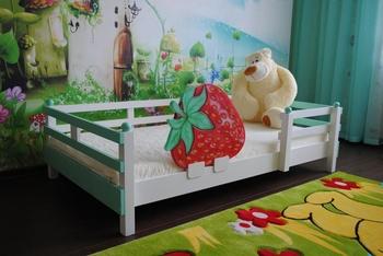 Детские кровати Кровать со съемным ограничителем за 19 750 руб