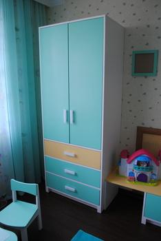Корпусная мебель Шкаф за 37 150 руб