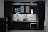 Мебель для кухни Кухни Аритэ. Эмаль черная за 17000.0 руб