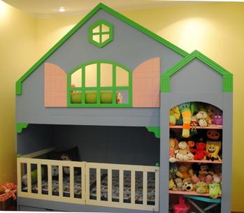 Детские кровати Кровать-дом за 93 300 руб