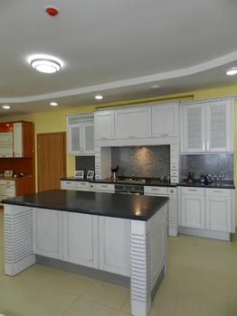 Кухонные гарнитуры Кухонный гарнитур с островом за 361 800 руб