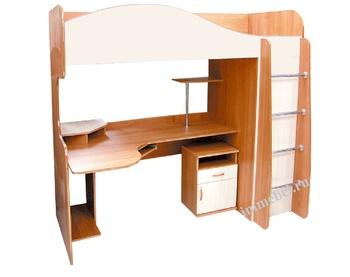 Корпусная мебель Гостиная Дуэт со столом за 14 810 руб