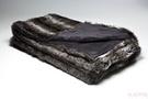 Blanket Fur Stripes Triple 152x127cm