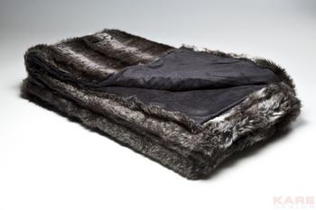 Покрывала Blanket Fur Stripes Triple 152x127cm за 6 300 руб