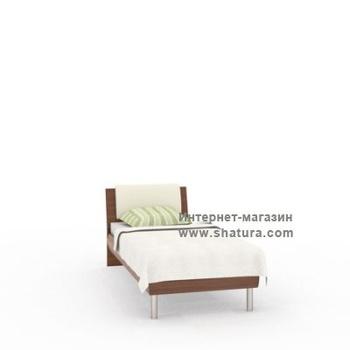 Кровати CAPRI слива за 11 010 руб