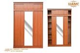 Шкаф купе 3 дверных с антресолью за 10930.0 руб