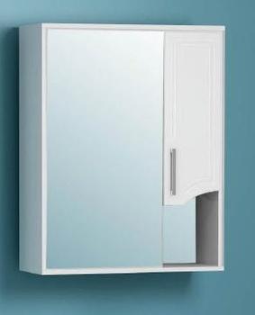 Шкафы КРЕСТА 55 Шкаф-зеркало навесной за 3 180 руб