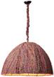 Светильник подвесной Tweed Dia 80см, розовый за 31300.0 руб