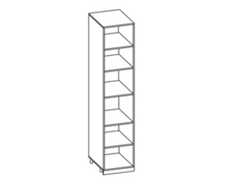 Корпусные шкафы-купе Шкаф одностворчатый за 10 752 руб