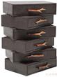 Корпусная мебель Комод Croco Brown Turn (в наборе 6 шт) за 26600.0 руб
