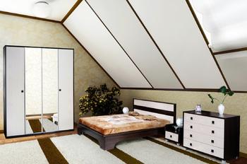 """Кровати Кровать 1600 """"Инферно"""" за 12 550 руб"""