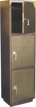 Сейфы и металлические шкафы Бухгалтерский шкаф Торекс ШБТ-4 за 14 597 руб