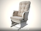 """Мягкая мебель Кресло - качалка """"Dondolo"""" за 15900.0 руб"""