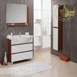 Мебель для ванной Тумба-умывальник БОСФОР 95 (вишня) за 14500.0 руб