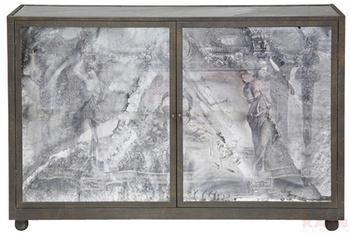 Буфеты и витрины Бар Roman Temple 2х дверный за 47 300 руб