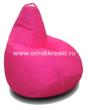 """Мягкая мебель BeanBag LUXE """"Розовый"""" за 3699.0 руб"""