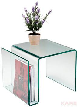 Журнальные столы Стол журнальный Newspaper Club, прозрачный за 12 500 руб