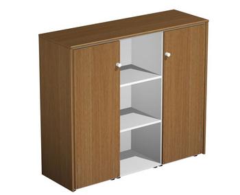 Мебель для персонала Шкаф комбинированный средний за 25 997 руб