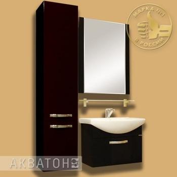 Шкафы Шкаф-колонна с корзиной Ария 65 за 11 800 руб