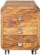 Корпусная мебель Тумба на колесах Authentico Club, 3 ящика за 29200.0 руб