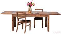 Стол раздвижной Authentico 160-240x80 см за 57500.0 руб