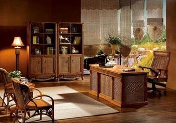 "Кабинет/Библиотека Комплект мебели для кабинета ""Бисмарк"" за 49 000 руб"